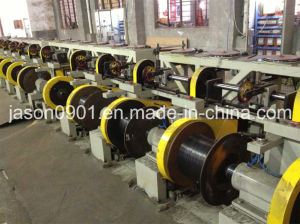 Oil Tempered Spring Steel Wire Factory pictures & photos