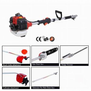 5-in-1 Gasoline Powered Multi Garden Tool pictures & photos