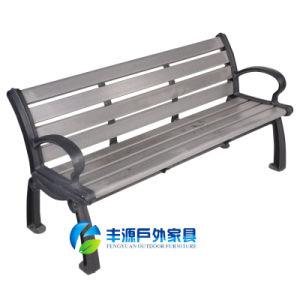 Admirable Outdoor Garden Park Bench With Black Color Fy 023X Creativecarmelina Interior Chair Design Creativecarmelinacom