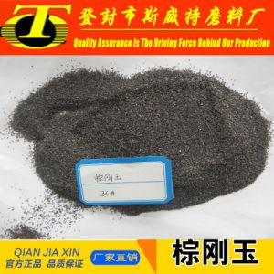 Sandblasting Abrasive Grains Brown Aluminium Oxide pictures & photos