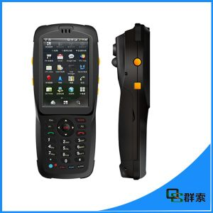 Industrial Android PDA IP65 Waterproof Portable WiFi Handheld Barcode Scanner