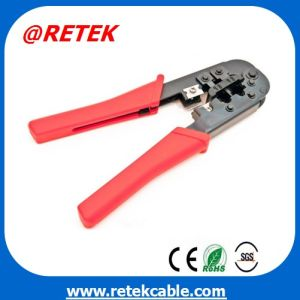 China T-08 Cable Crimping Tool for Cat5e, CAT6 Jumper Cable - China ...