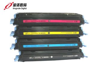 Color Toner Cartridge Compatible With HP Q6000A Series