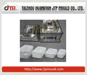 High Polished Square Food Cntainer Mould pictures & photos