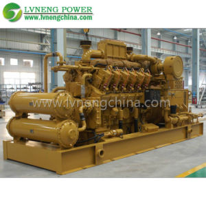 Hot Sale Made in China Natural Gas Generator with Top Brand pictures & photos