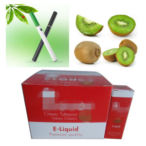 Good Taste Kiwi Flavor E Juice for Electric Cigarette
