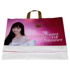 LDPE Four Color Printed Shopping Bags for Home Products (FLL-8384)