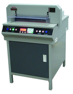 Program Control A3 Paper Cutting Machine pictures & photos