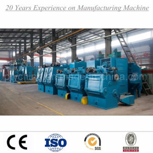 Crawl Belt Shot Blasting Machine for Cast Iron