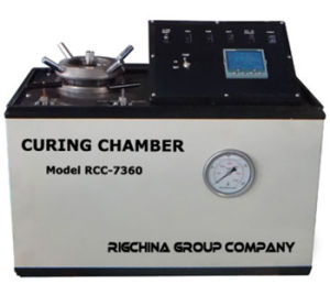 Benchtop Curing Chamber Hthp, Model Rcc-7360 pictures & photos
