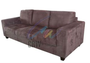 Modern 3 Seater Fabric Sofa pictures & photos