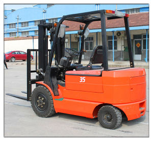 3.5T Electric Forklift with CE (CPD35C) pictures & photos