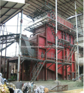 Waste and Municipal Solid Waste Incineration Boiler (LC) pictures & photos