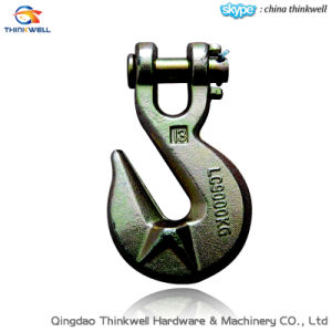 A-331 Forged Carbon Steel Clevis Slip Hook with Latch pictures & photos