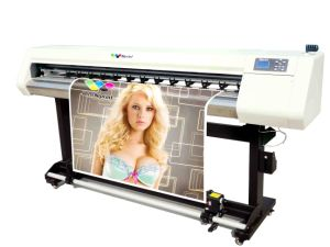 Eco Solvent Printer/ Outdoor Printer (SJ7-160E)