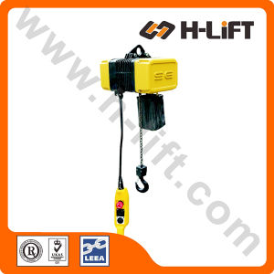 Electric Chain Hoist with Cast Aluminium Cover (EHD Type)