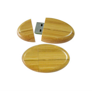 OEM Wooden USB Flash Memory Drive (WU-05)