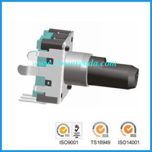 12mm Rotary Encoder for Amplifier, Mixer pictures & photos