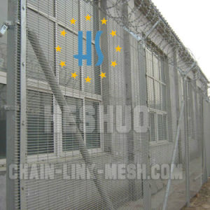 Low Price Hot-DIP Galvanized Welded Mesh Fence
