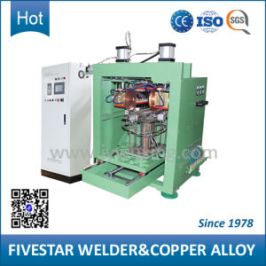 Dual-Side Seam Welding Machine for Square Shape Workpiece pictures & photos