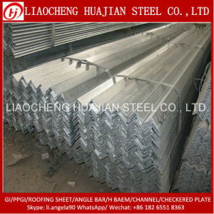 Hot Rolled Ss400 Mild Steel Angle Bar for Bracket pictures & photos