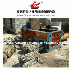 Scrap Metal Baling Press for Scrap Metal and Scrap Steel