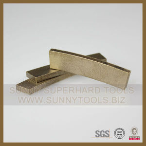 Fast Cutting Diamond Segment for Granite and Marble (SY-SEG-T001) pictures & photos
