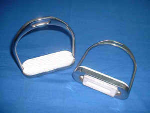 Harness: Stainless Steel Stirrup Model B