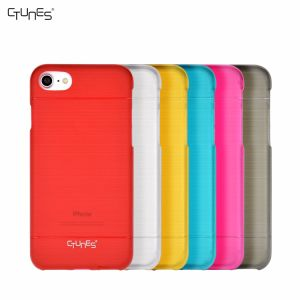 Brushed Series Design TPU Gel Matte Surface Shockproof Case Soft Back Covers Non Slip Grip for iPhone8 Plus