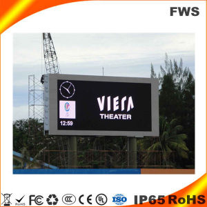 High Brightness P10 (P6 P8mm) Outdoor Fixed LED Video Wall pictures & photos