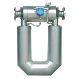 Coriolis Mass Flowmeter for Marine Gas Oil, Diesel Fuel Oil