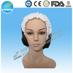 Disposable Elastic Hair Clamp, Head Wrap pictures & photos