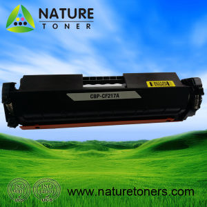 Compatible Toner Cartridge CF217A Toner for HP Laserjet PRO Mfp M130fn, M102W, M130fw Printer pictures & photos