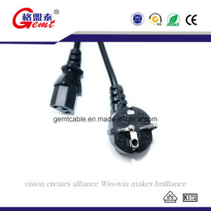 Gemt Brand European AC Cable with Special Appearance Design pictures & photos