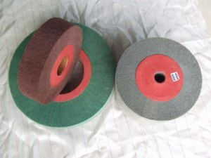 Non-Woven Flap Wheel pictures & photos