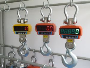 15t Crane Weighing Scale Hanging Scale Xz-Jje pictures & photos