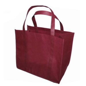 Promotional Customized Reusable Non Woven Bags Bottle Holder Wine Bag pictures & photos
