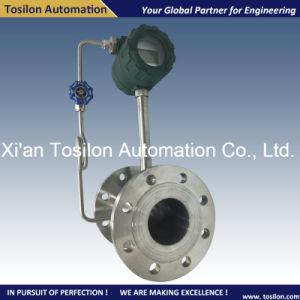 Karman Vortex Liquid & Gas Flow Meter for Natural Gas