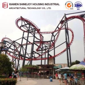 China New Design Amusement Park Equipment Roller Coaster For Sale China Steel Structure Warehouse Steel Structure Workshop
