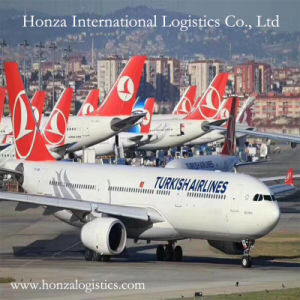 Air Logistics From Guangzhou/Fuzhou to Izmir/Turkey