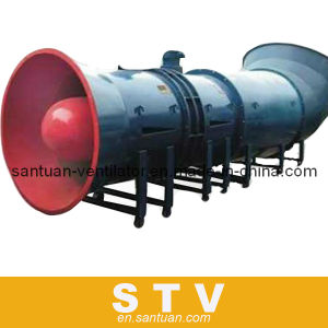 FBCDZ Series Mining Disrotatory Explosion Proof Extract Axial Flow Ventilation Fan