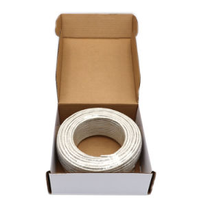 CAT6 Ethernet Cable in Copper Bc CCA Cu DC Wire Unshielded CAT6 50m pictures & photos