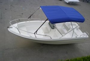 Sporray Jr500 FRP Fishing Boat
