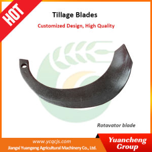 Agricultural Machine Tractor Plough Spares Tiller Blade