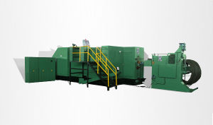 Multi-Station Cold Heading Machine (Stbg24b-4s)