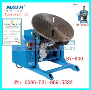 600kg Welding Equipment/Welding Positioner/Welding Turning Table (BY-600) pictures & photos