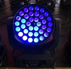RGBW 4in1 LED Moving Head/LED Stage Light for DJ Disco with Ce RoHS pictures & photos
