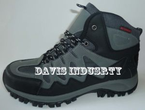 New Style High Cut PU Climbing Outdoor Shoes and Boots Waterproof (FF637)