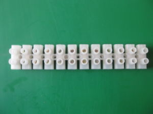 Cable Connector Strip Terminal Block - 12 Way 15 AMP - 10 on Strip pictures & photos