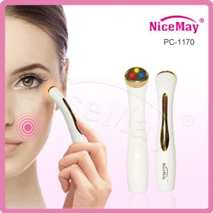 Battery Operated Handheld Wrinkle Remover Eye Massager (PC-1170)